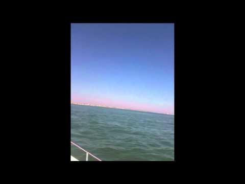 BoatRide Boston Whaler SportJet 175 - YouTube