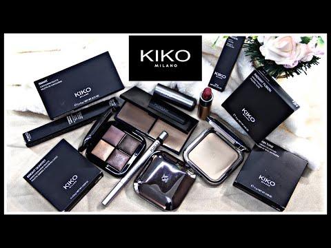 ВСЕ ЛИЦО ОДНИМ БРЕНДОМ: KIKO MILANO + что осталось от макияжа спустя несколько часов!