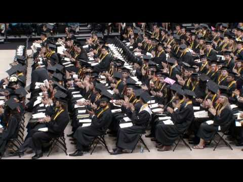 University of Iowa College of Engineering Commencement - May 14, 2017 on YouTube