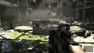 Battlefield 4 - PC 15min UltraHD [4k2k] Ultra settings