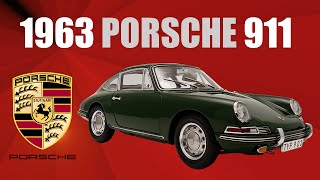 Drawing the PORSCHE 911 with its Creator