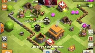 Destrozando aldeas clash of clans #3