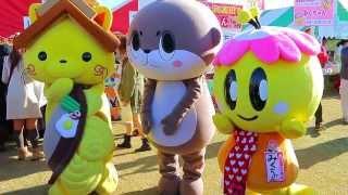 ゆるキャラさみっとin羽生2013 11/23.