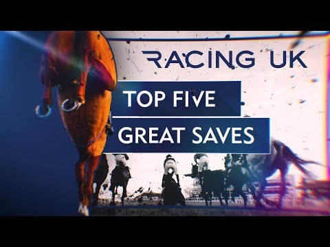 Horse Racing Close Shaves and Great Saves