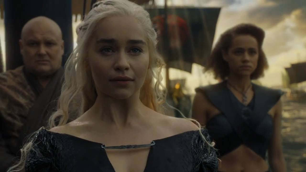 Game of thrones season 6 sexiest scenes