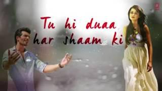 Aaj Phir Tum Pe Pyar Aaya Hai Full Song with Lyrics Arijit Singh Hate Story 2 2014 Video