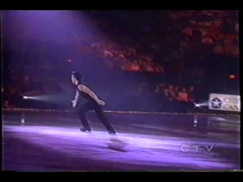 1997 Chrysler Dreams On Ice: Michael Weiss: Greased Lightning