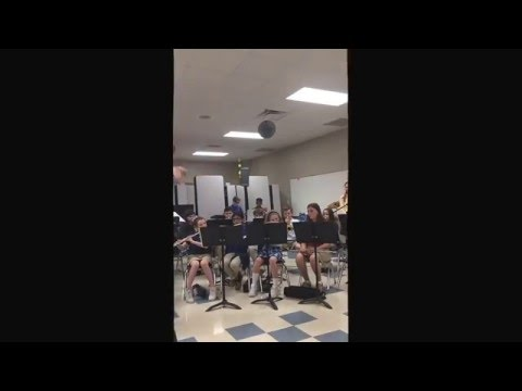 Lyndon Academy Band presentation (3)