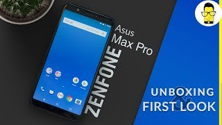 Asus Zenfone Max Pro M1 Unboxing and First Impressions - The Redmi Killer?