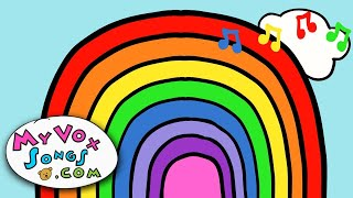 I Can Sing A Rainbow - Rainbow Song