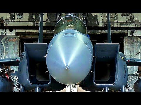 THUNDEROUS F-15 LAUNCH! (06.05.2018 492nd Fighter Squadron, RAF Lakenheath, UK.)