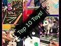 Top Ten Toys for Girls (age 4-10)