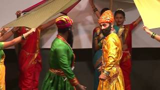 Chatrapati Shivaji Maharaj Powada 7th Std (Annual Function 2017-18)