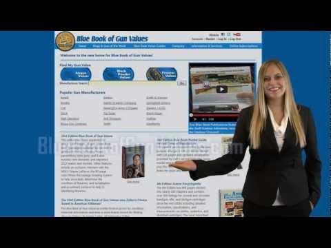 free gun blue book values online
