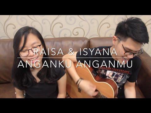 Anganku Anganmu (Raisa & Isyana cover) - James Adam ft. Amanda