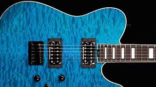 Atmospheric Rock Ballad Guitar Backing Track Jam in B Minor