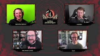 What do the OWL and CDL layoffs MEAN? - The Four Horsemen S1E2 (feat. DoA)