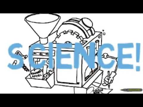 Science: a Discovery in Comics by Margreet de Heer.