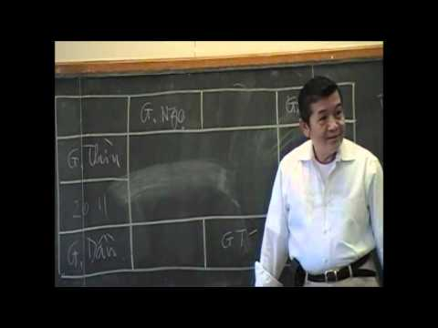 Bài Học Châm Cứu và Mạch Lý - Bài 31a