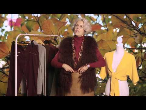 Woman's Weekly - How To Layer Autumn Fashion
