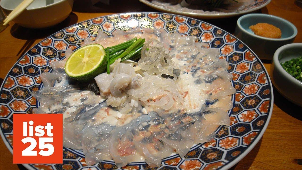 Weird Food Japan 8