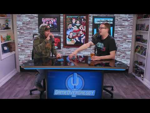 Cool Greg Interviews Greg Miller - The GameOverGreggy Show E