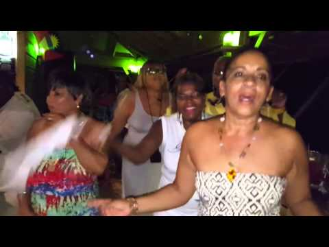 Celebrating Antigua & Barbuda 34th  Independence At Beach Limerz