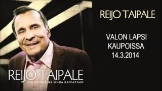 Reijo Taipale - Voi kuinka me sinua kaivataan (audio)