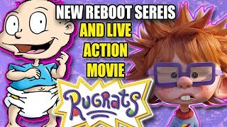 New Rugrats REBOOT & Live Action Movie | Nickelodeon News