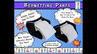 Super Undies Bedwetting Pants - Night Trainers