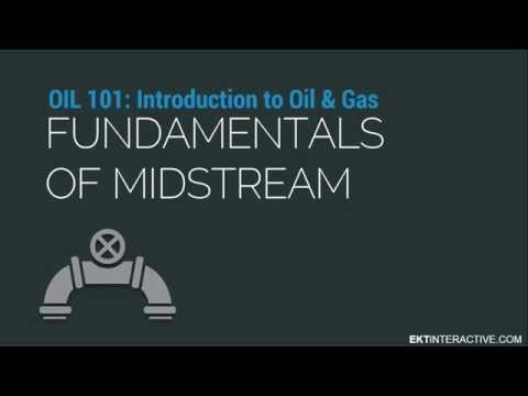 Fundamentals of Midstream Oil and Gas