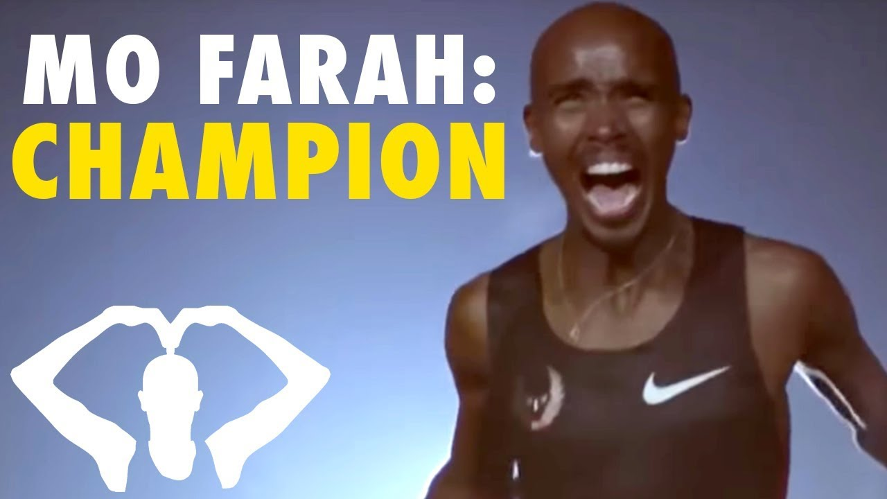 Spotlight On Olympic Runner Mo Farah