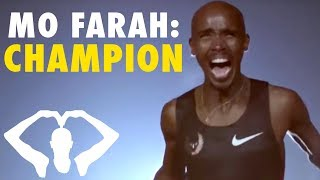 What It Takes To Be A Champion | Mo Farah