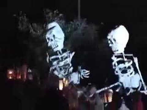 The Great Halloween Lantern Parade, Baltimore, MD