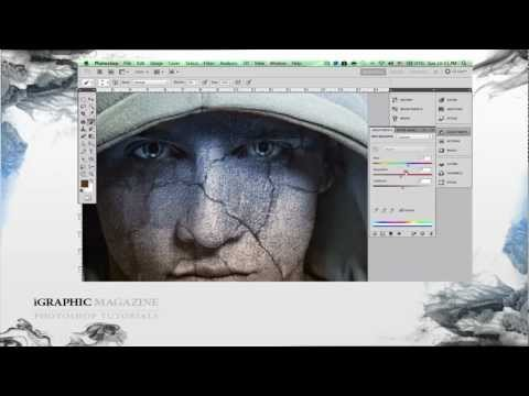 How to add texture to skin iGraphic Magazine