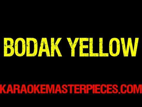 Bodak Yellow (Originally by Cardi B) [Karaoke Instrumental Cover] + Drum Loop