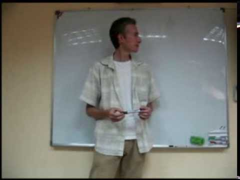 Урок Иврита  - минилекция 2