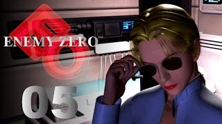 Let's Play Enemy Zero p.5 - A More Movie-Oriented Title