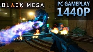 BLACK MESA (2015) | PC Gameplay | 1440P / 2K