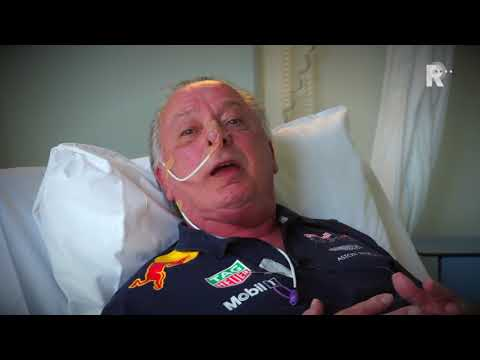 RTV Rijnmond mocht exclusief mee met patiënt Kees van Duuren. Hij verhuisde van de Daniel den Hoe...