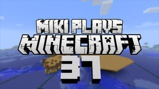 Gambar cover Miki Plays Minecraft - Episode 37: The Grass Most Go...