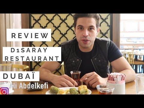 What to eat in Dubai: D1 Saray Turkish Restaurant
