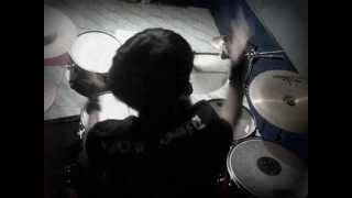 J-Rocks - Meraih Mimpi ( Drum Cover by Shina gilang )