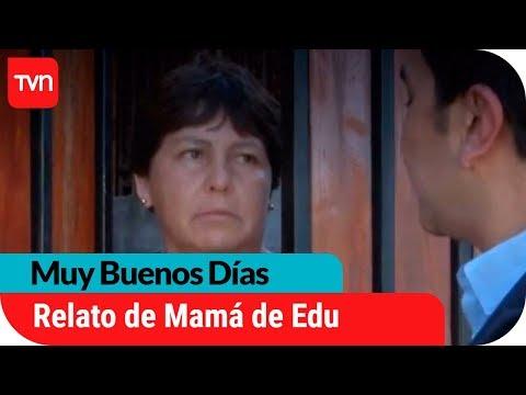 """Mamá de Eduardo Vargas: """"No meto las manos al fuego por mi hijo""""   Muy buenos días"""