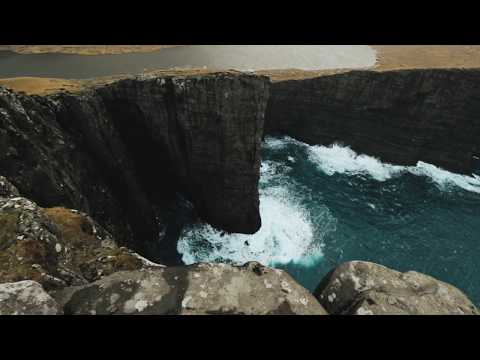 The Faroe Islands in Winter: Cinematic Video