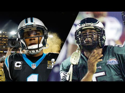 Cam Newton & Donovan Mcnabb suffer from the same issues
