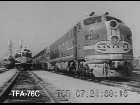 The Passenger Train, 1954