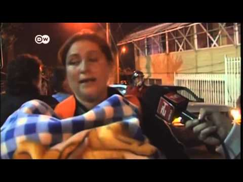 Chile: Feuerinferno in Valparaíso | Journal