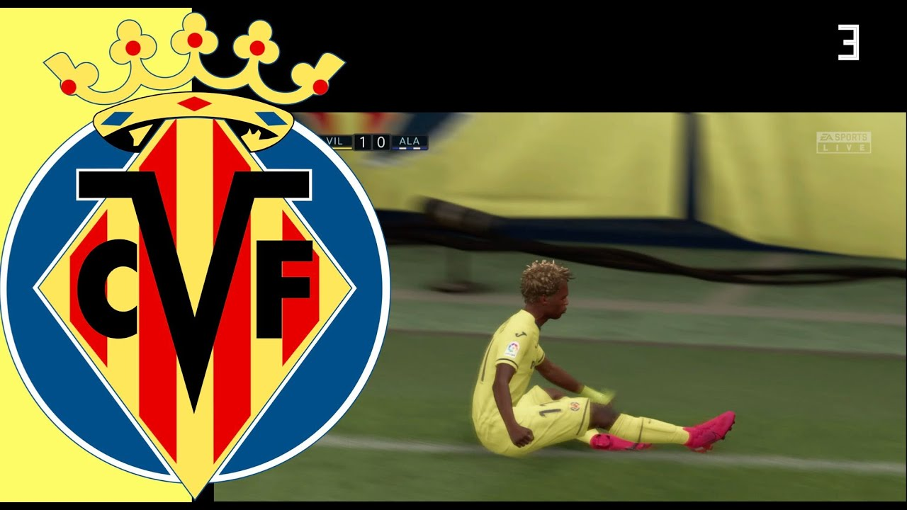 8 goals in one game - FIFA 20 VILLARREAL CAREER MODE #3