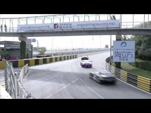 [EPM] AMG Erebus Motorsport at the MacauGP City of Dreams GT Cup - Sunday, 17 Nov 2013